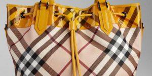 Burberry 2011 yaz çanta modelleri