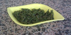 Deniz börülcesi salatası tarifi ve yapılışı