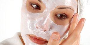 Yüz bakımı için yoğurt maskesi yapılışı