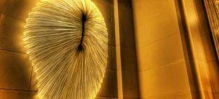 Yeni moda duvar lambaları