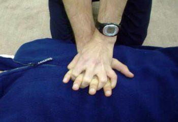 Kalp durması ve kalp masajı