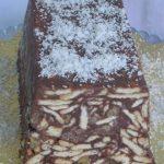 Mozaik pasta tarifi ve yapılışı