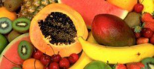 Meyve salatası tarifi ve yapımı