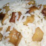Patlıcanlı pilav tarifi ve yapımı