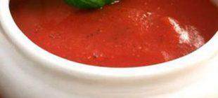 Domates çorbası tarifi ve yapılışı