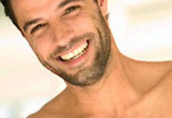 Ergenlik çağındaki erkeklerde kişisel temizlik
