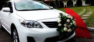 Gelin arabası süsleme önerileri