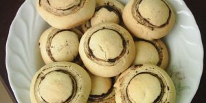 Kar kurabiyesi tarifi ve yapılışı