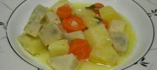 Portakallı kereviz tarifi ve yapılışı