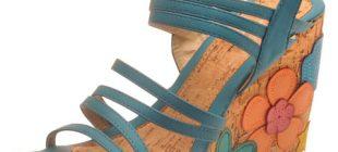 Yeni sezon İlkbahar yaz Bambi ayakkabı modelleri