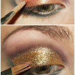 Göz makyajı yapılışı