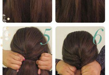 Saç modeli anlatımı