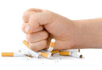 Sigarayı bırakmak istiyorum mu diyorsunuz?